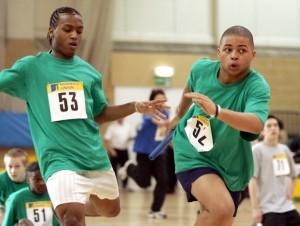 Sportshall Regional Finals