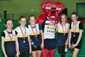Secondary -> Sportshall -> Awards