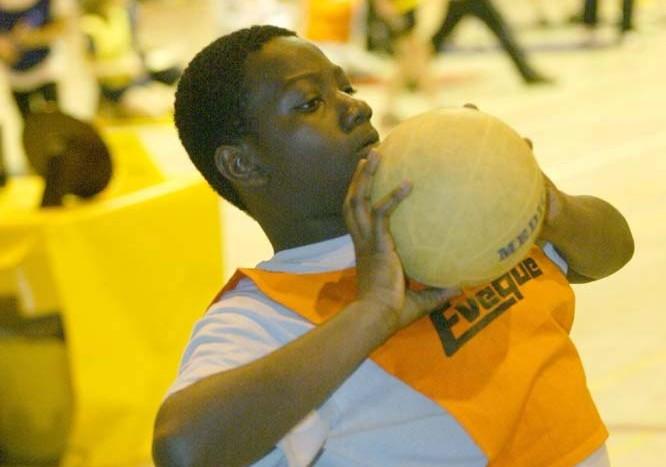 Med Ball Challenge