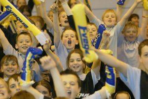 Sportshall Athletics School Games