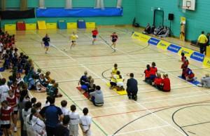 Sportshall Athletics introduction
