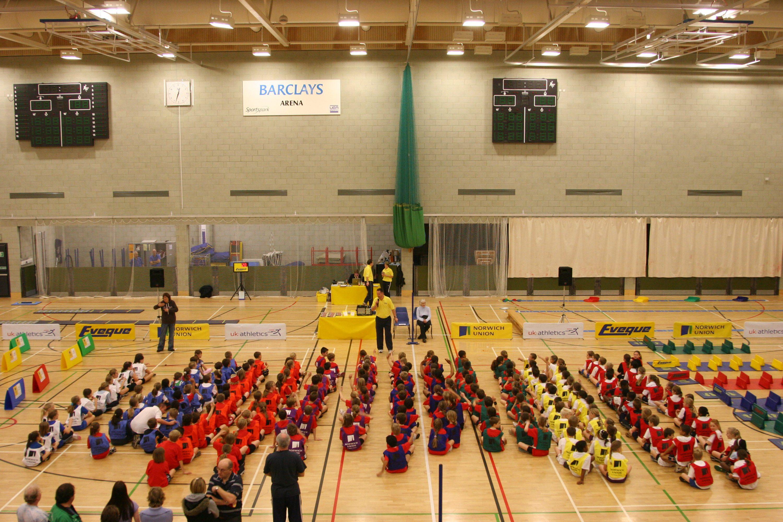 Sportshall Parallel