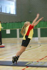 Primary School Athletics Competition