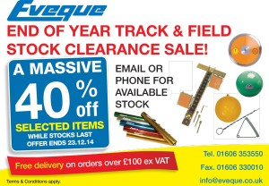 Eveque End of Year Sale