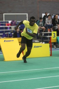 Sportshall Athletics Records